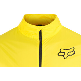 Fox Attack Wind Jacket Men blazing yellow